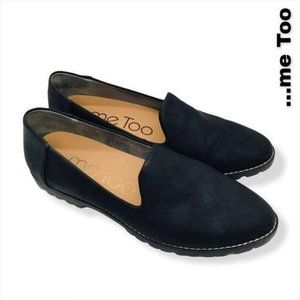 Me Too Women's Cairo Slip-on Shoes Size 7M Black
